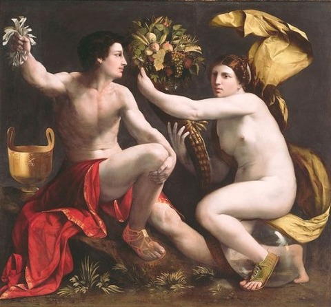 Dosso Dossi, Allegory of Fortune