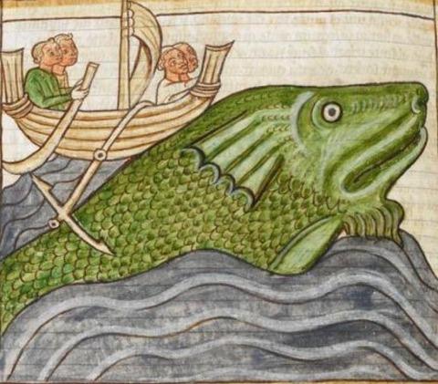 medieval illuminated manuscript, British Library