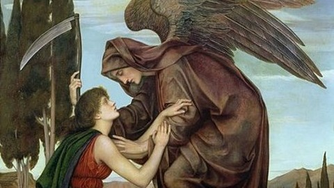 Evelyn_De_Morgan_-_Angel_of_Death 1881 -1
