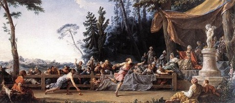 Noël Hallé 1762-65