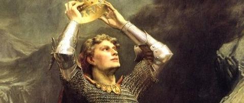 Charles Ernest Butler, King Arthur, 1903 -