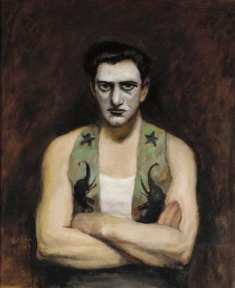 Walt Kuhn's Circus of Portraits