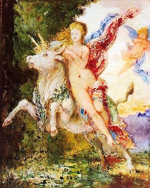 Gustave Moreau 1869