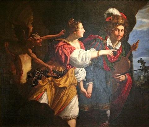 Jacopo_Vignali_-_Orphée_et_Eurydice