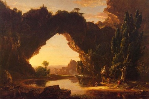 Thomas Cole  An evening in Arcadia  1843