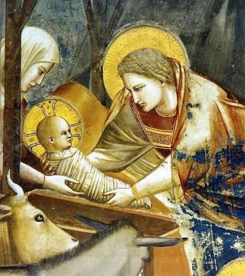 Giotto, fresco