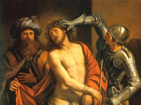 Guercino - Ecco Homo  1647