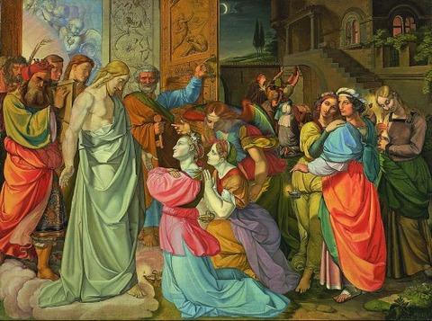 Peter von Cornelius  1813-16