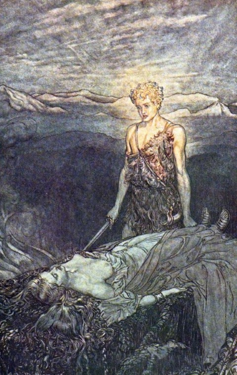 Art by Arthur Rackham 1911