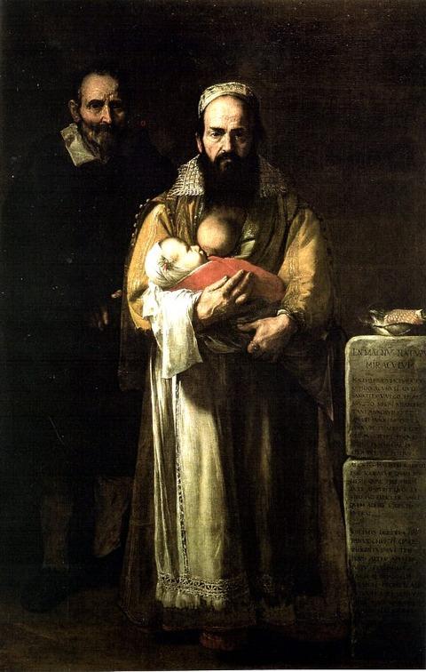 Mujer barbuda - José de Ribera