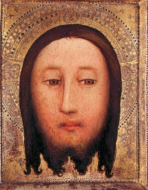 Master-Bertram-Triptych-The-Holy-Visage-of-Christ-1345-1415
