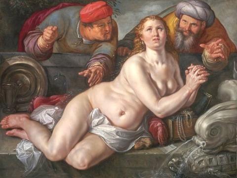 Hendrick Goltzius  1558–1617