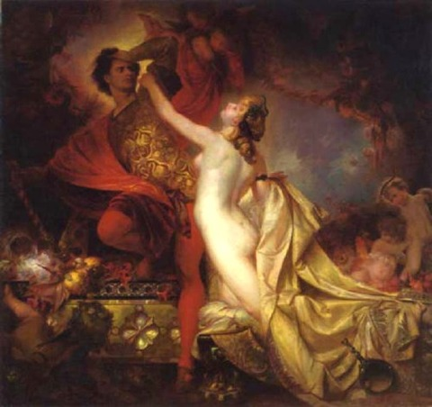 ARTHUR FITGER Joseph and Potiphars 1840 - 1909
