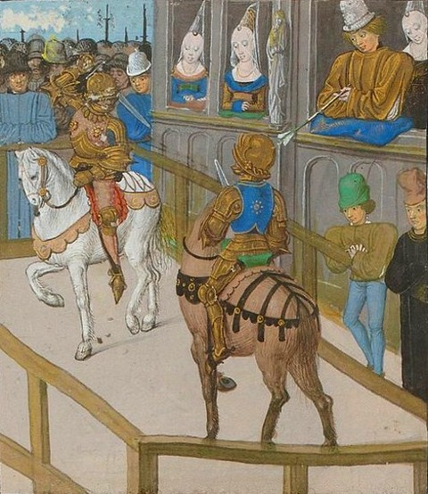 Jean Froissart's Chroniques 15th
