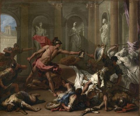 Sebastiano Ricci 1705-10