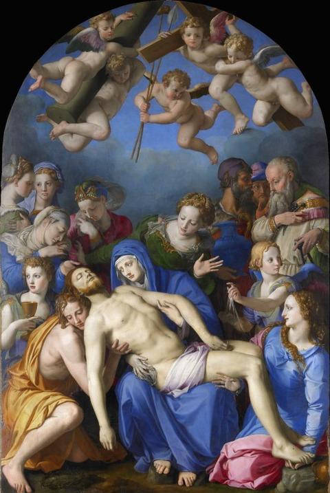 Agnolo di Cosimo di Mariano, dit Bronzino  1540-45