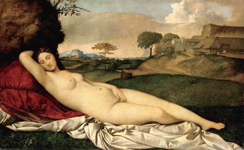 Giorgione_-_Sleeping_Venus_1510