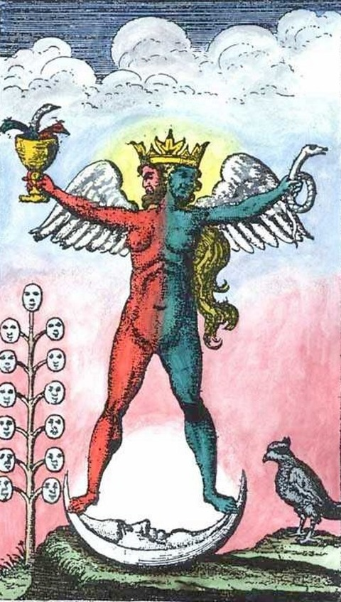 Alchemical and hermetic emblems 41-80