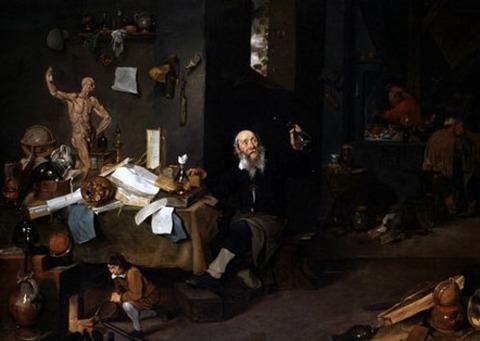 Mattheus van Helmont  1771