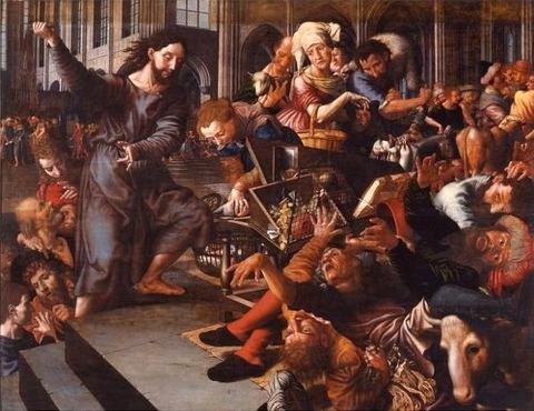 Jan Sanders van Hemessen  1556