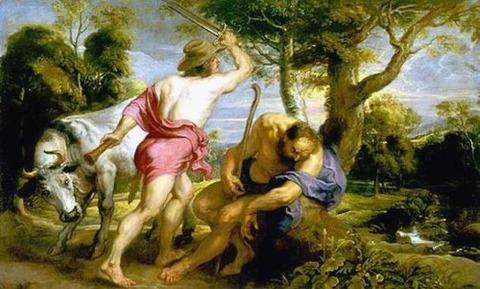 Rubens - Mercury and Argus