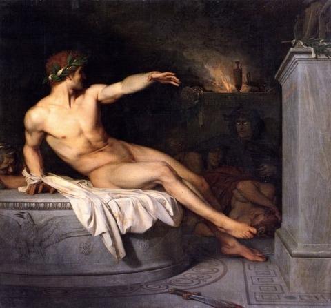 Alexandre Cabanel Orestes