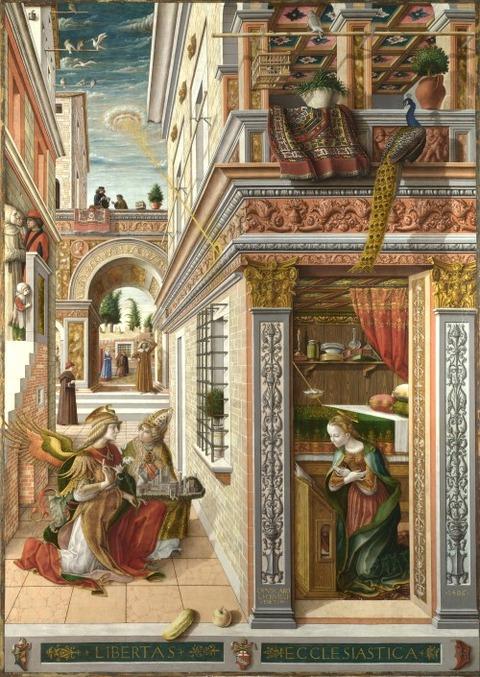 Carlo Crivelli 1486