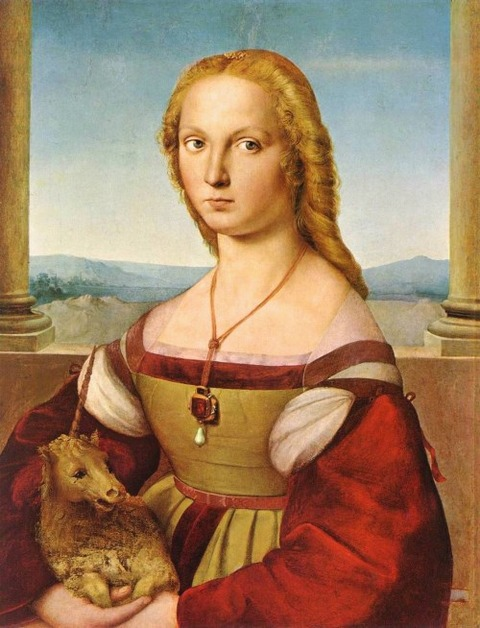 Raphael Sanzio  (1483 - 1520)