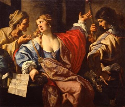 Luca da reggio 1652 called to arms