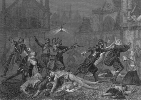 St BartholomewS Massacre