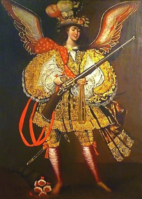 arcangel-arcabucero