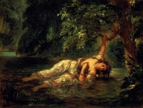 Eugene Delacroix  1844