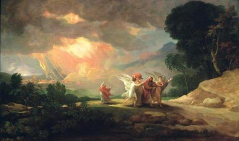 Benjamin West  1810