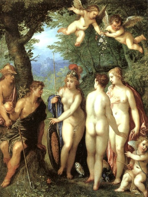 Hendrick van Balen the Elder 1599