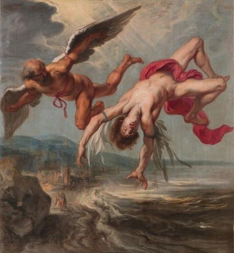 Jacob Peter Gowy  1635-7