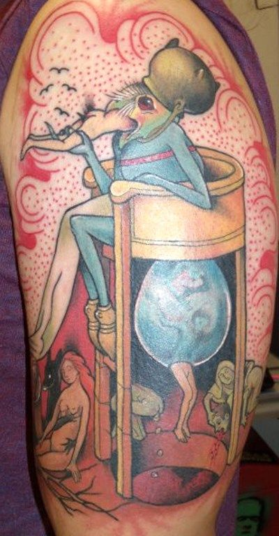 bosch tattoo
