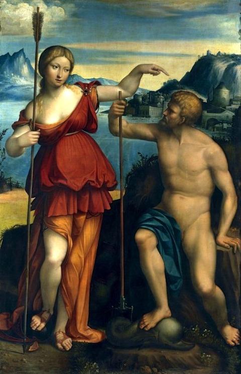 Benvenuto Tisi da Garofalo 1512