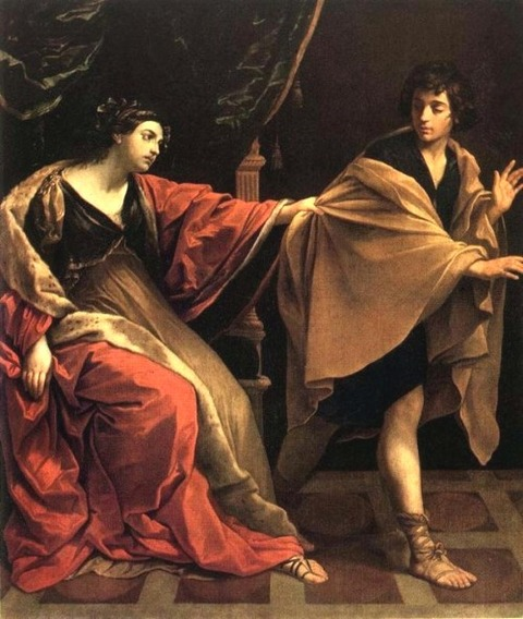 'Joseph and Potiphar's Wife'Guido Reni 1631