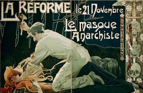 Privat-Livemont La Réforme le 21 Novembre