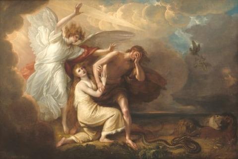 West, Benjamin 1791