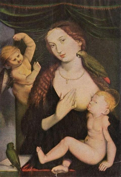 Hans Baldung Grien (1527-28,