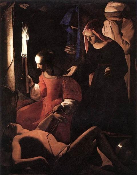 セバスティアヌス ラ・トゥール