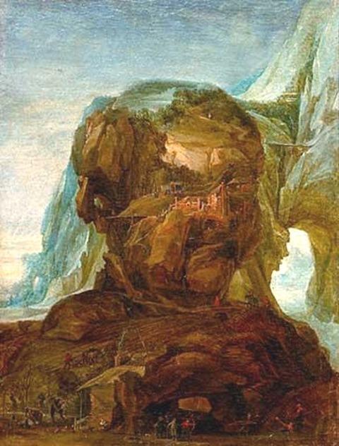 1630 · Allegory of Spring - Joos de Momper II