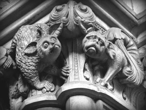 Edinburgh Gargoyle