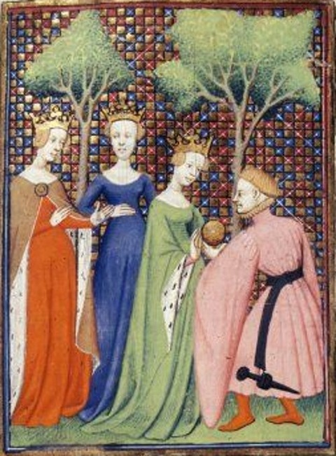 Paris, France 1410-1414