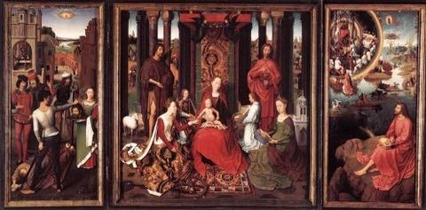 st-john-altarpiece-1479 hans memling
