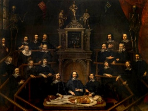 Frans Denys The Anatomy Lesson of Dr. Joannes  1648