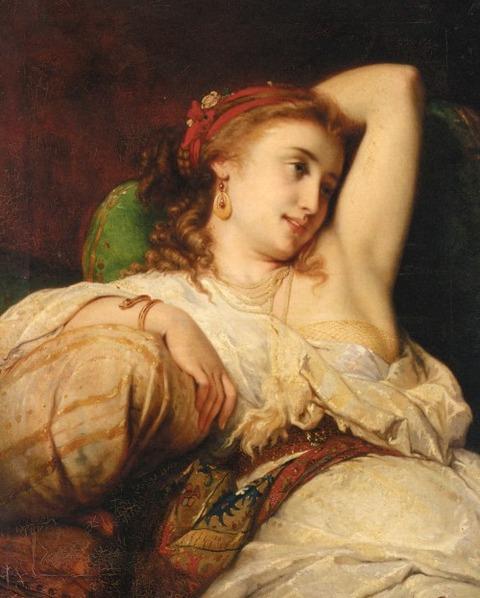 Pierre Oliver Joseph Coomans 1865