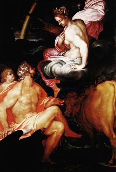 1599, Giovanni Ambrogio Figino