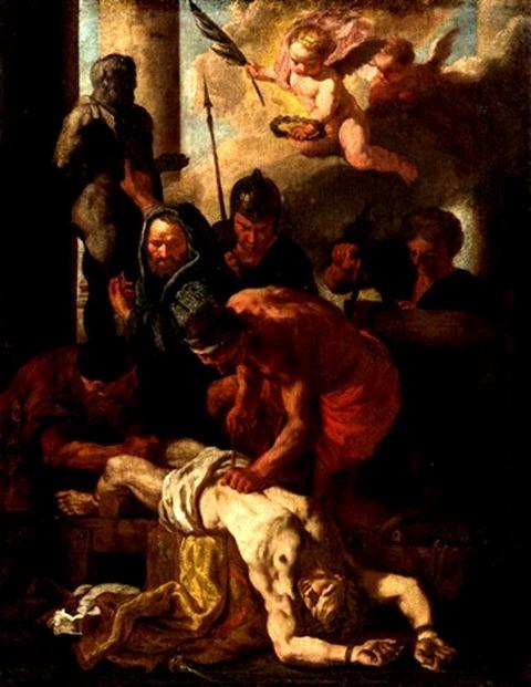 Johann Carl Loth 1677